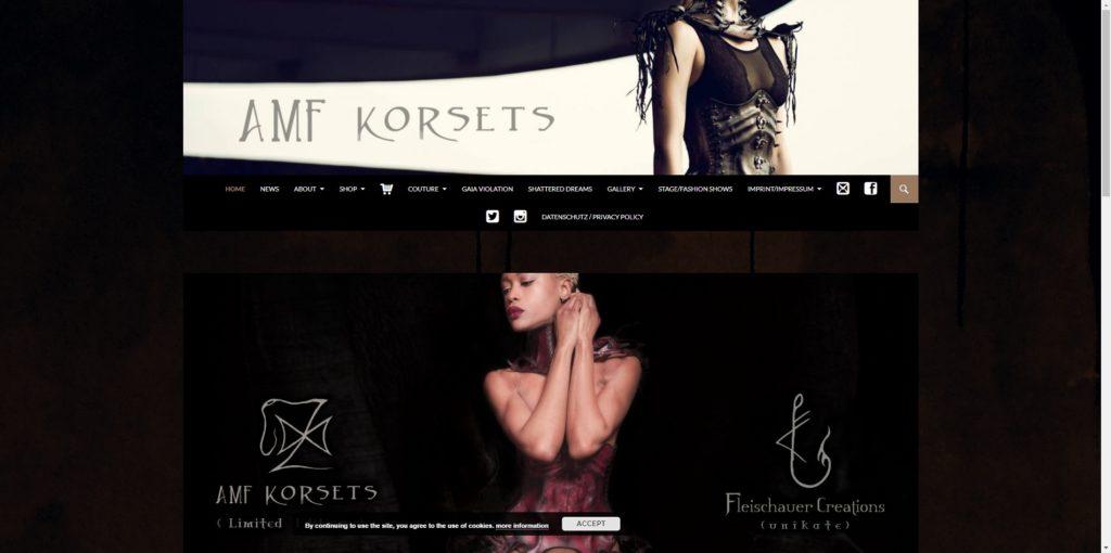 AMF Korsets