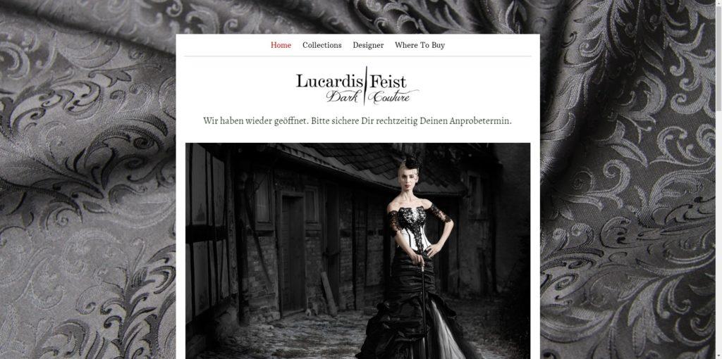 Lucardis Feist Dark Couture