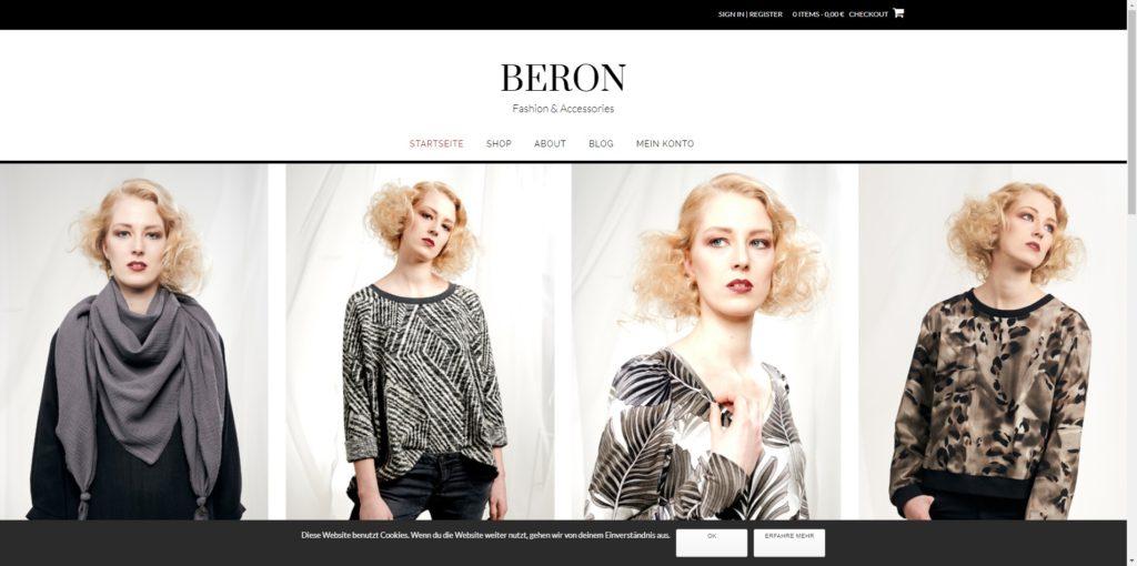 BERON – Fashion & Accessories