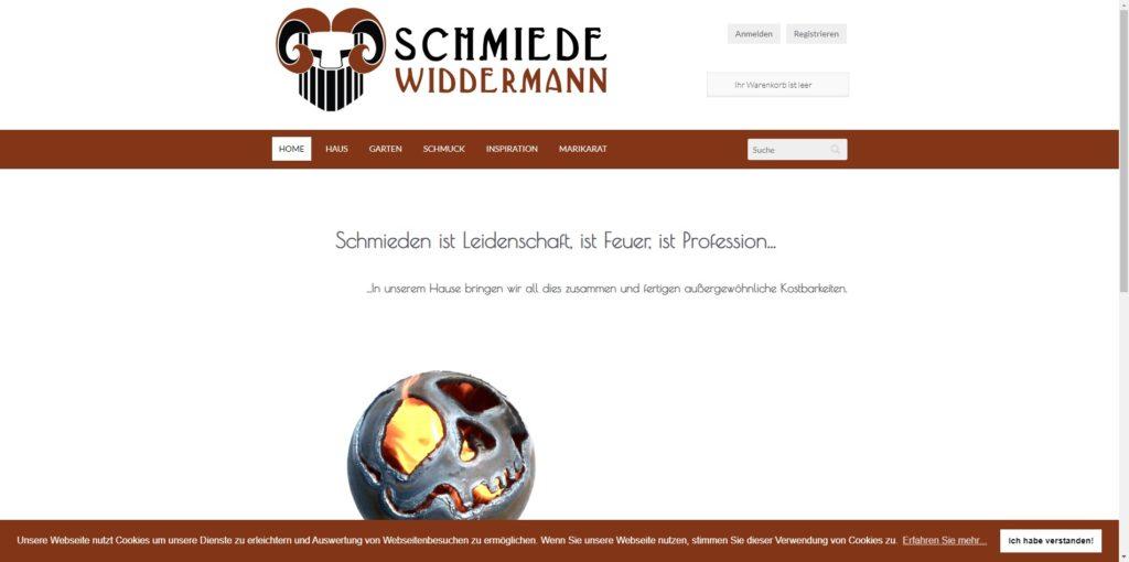 Schmiede Widdermann