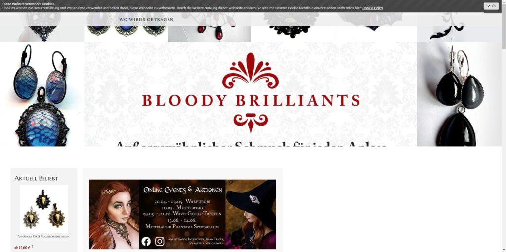 Bloody Brilliants