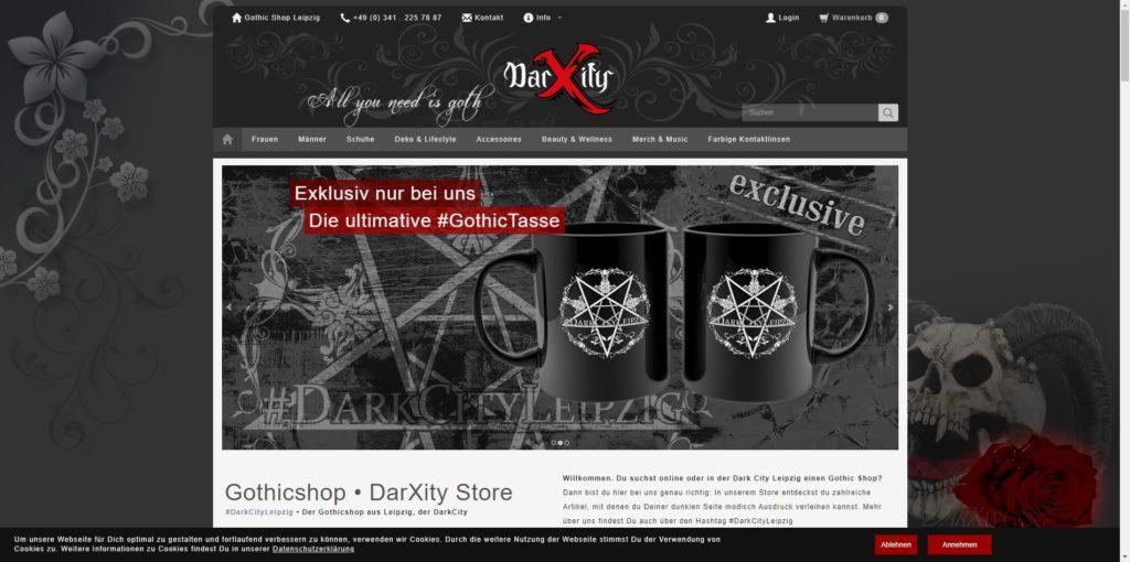 DarXity Gothic Shop