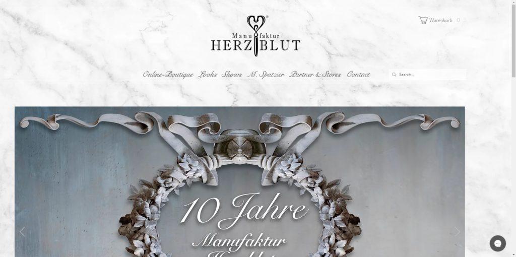 Manufaktur Herzblut Boutique/Atelier
