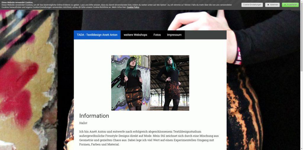 TADA - Textildesign Anett Anton